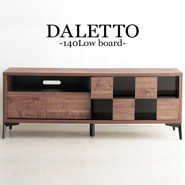 Tohma Daletto 140 Low Board