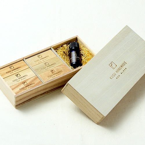 Eco Block with Camphor Oil  Box set