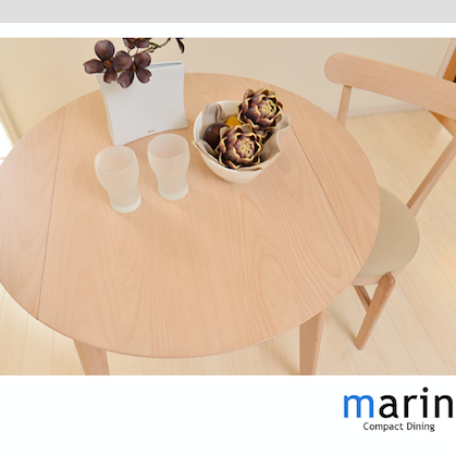 Marche Marin Dining Table