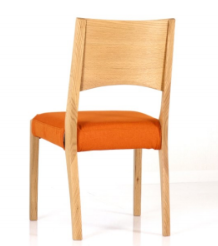 1-Style GAIA Dining Chair With Cover