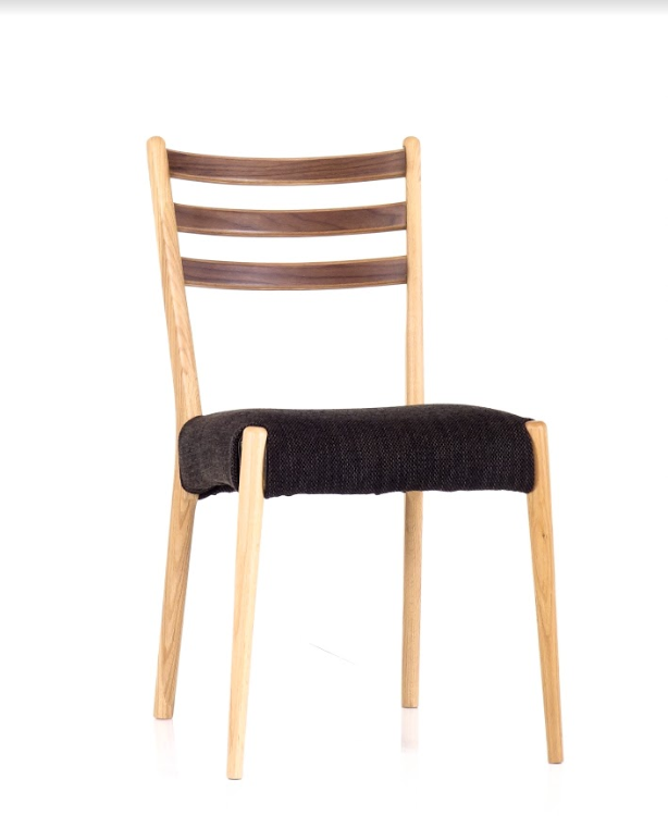 1-Style BEAGLE Dining Chair With Cover