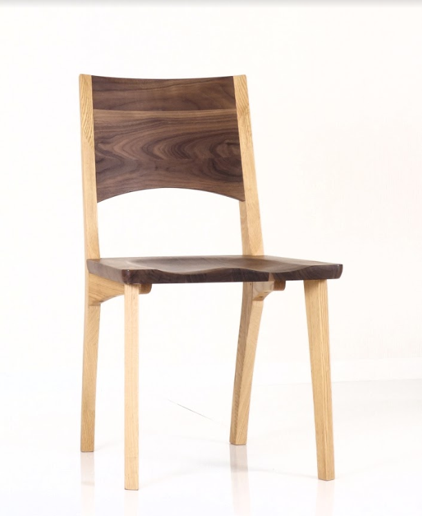 1-Style GAIA Wood Dining Chair