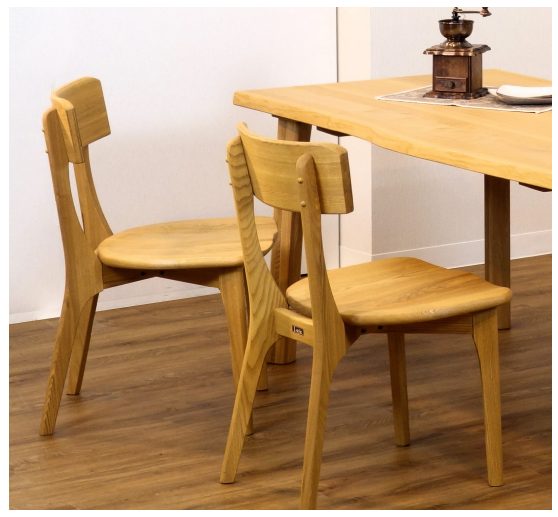 1-Style KI NO CHIKARA Dining Chair