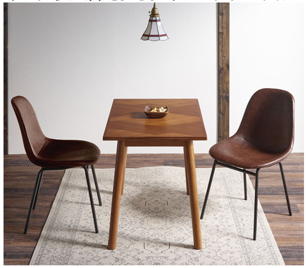Utility Hent Dining Table