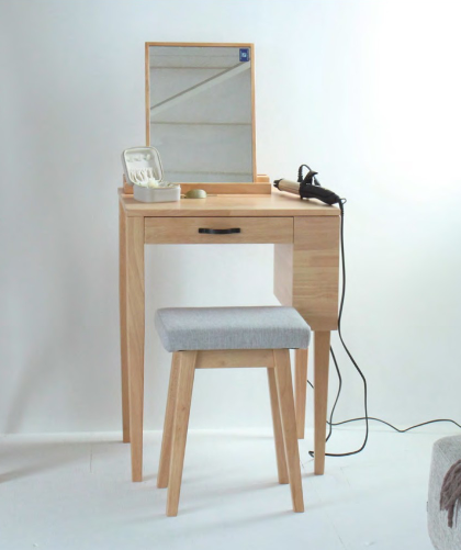 POCO Dressing Table with Stool
