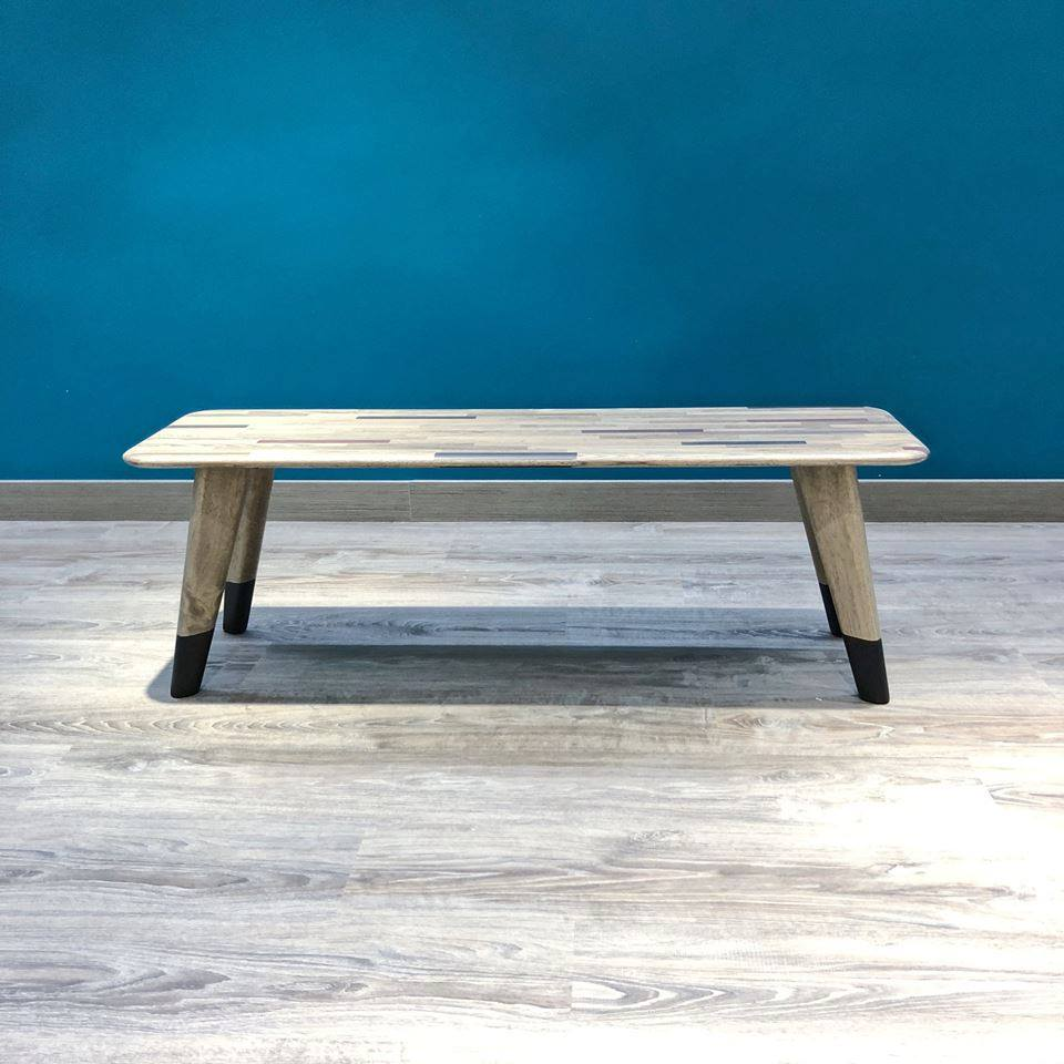 Philos (Mixwood) bench without back