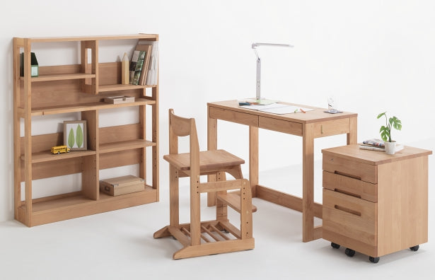 Hotta Woody Carlo Bookshelf