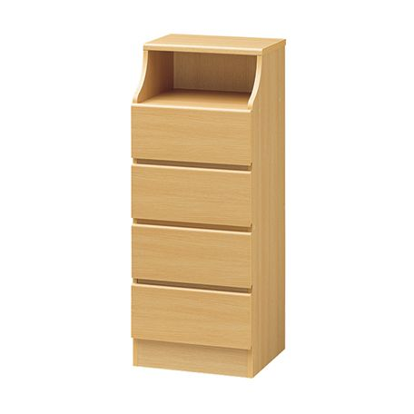 Shirai Chesca-4 Drawer