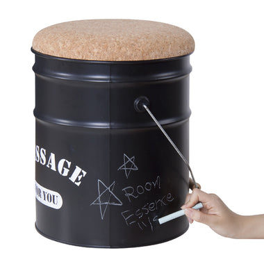 Room Essence Pail Can Stool JAM-237