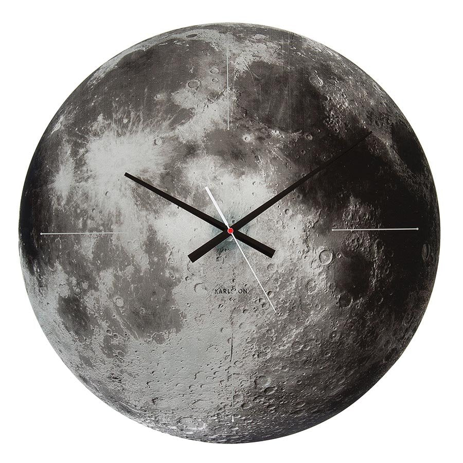 Karlsson Wall clock Moon