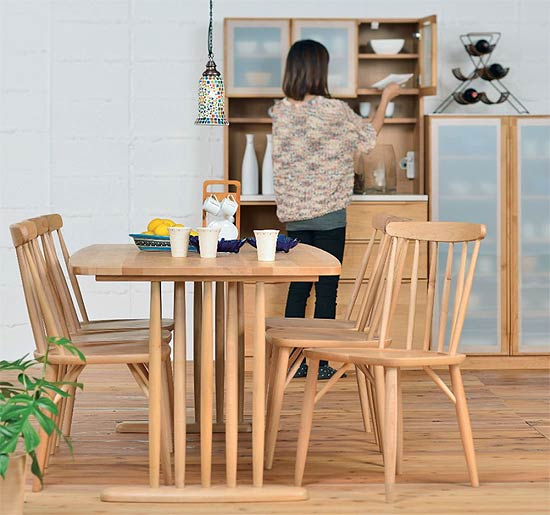 Kaede No Mori Dining Chair