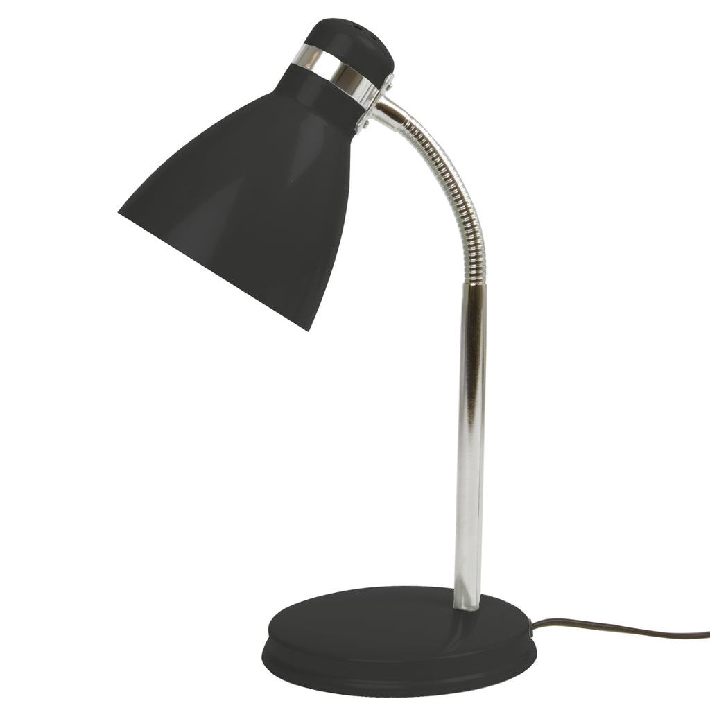Table lamp Study metal black