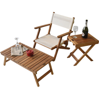 Room Essence folding outdoor table NX-514