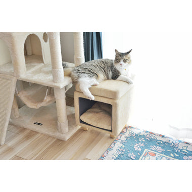 Room Essence PET Stool - Square PET-62