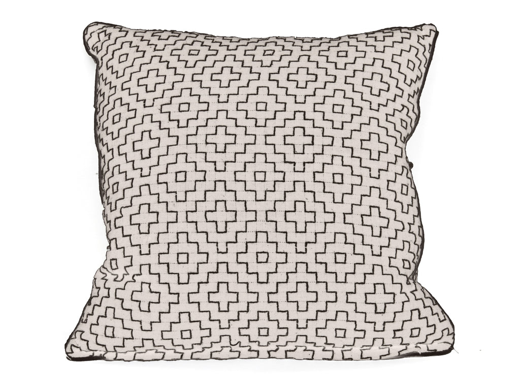 Cushion Comfy cotton white