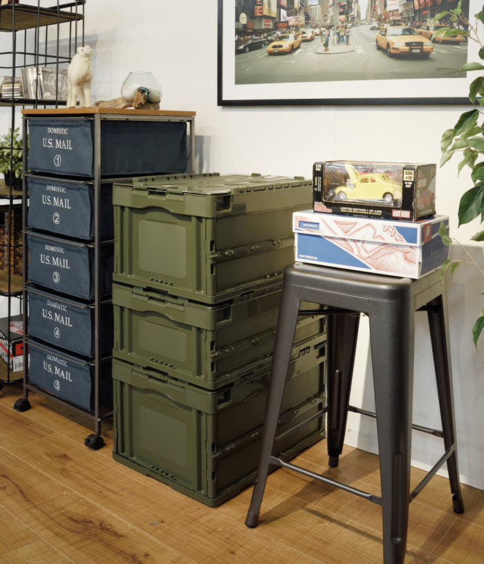 Folding container L