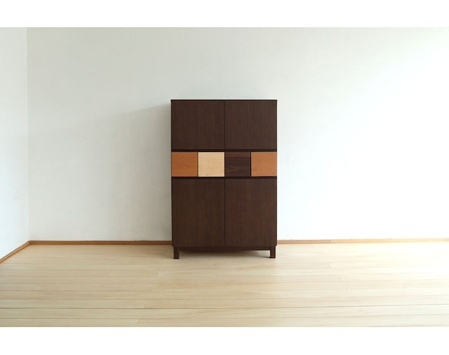 Brick Middle Cabinet 80