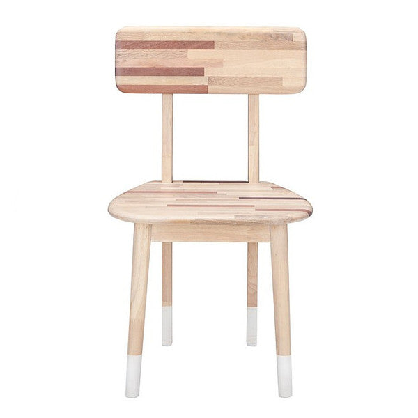 PHILOS (mixwood) - Botton Side Chair