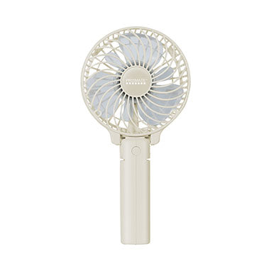 PRISMATE Rechargeable Multi Handy Fan with aroma tray PR-F049