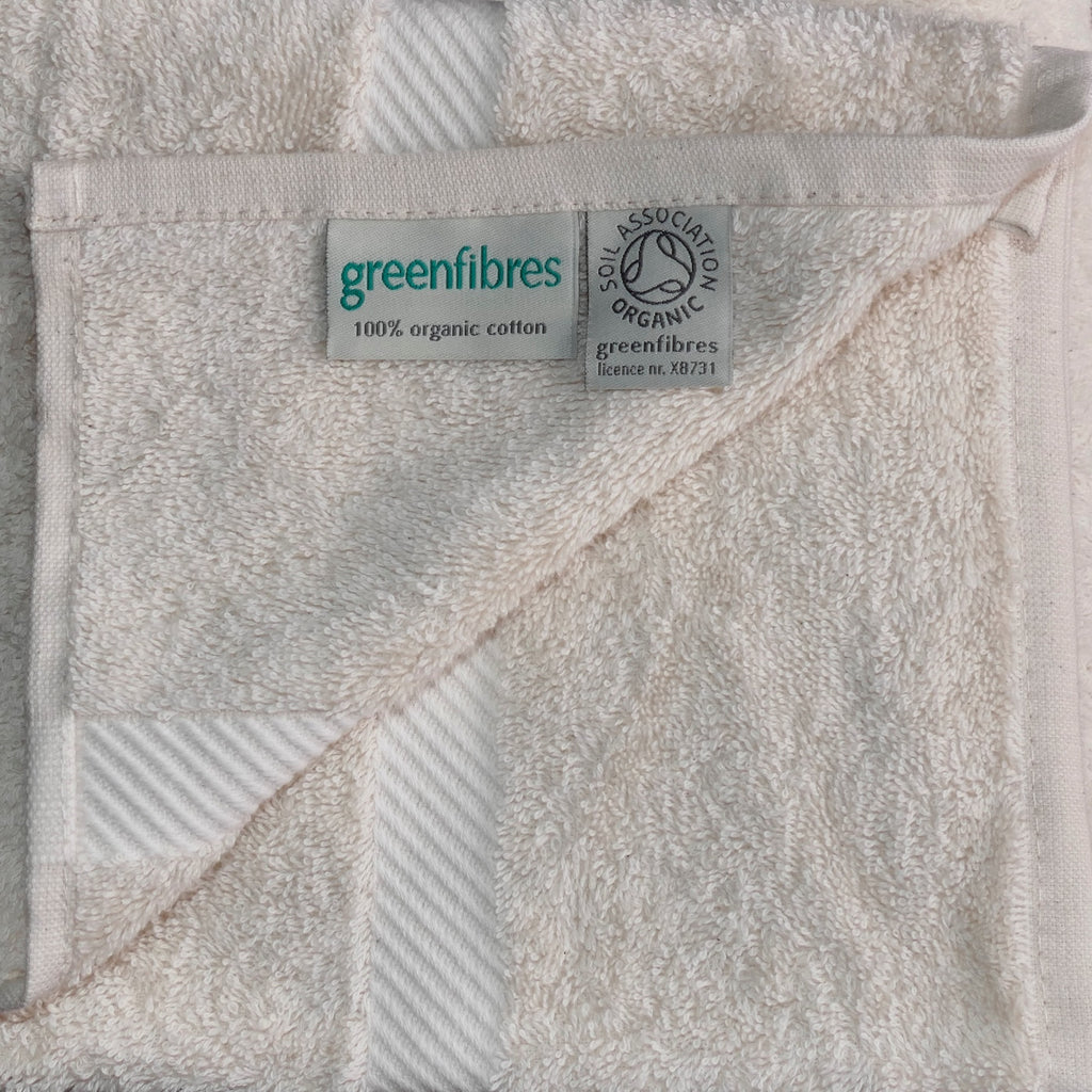 ....Shower and Hand Towel Set | Organic Terry Cotton..Serviette de douche et toilette éponge personnalisés....