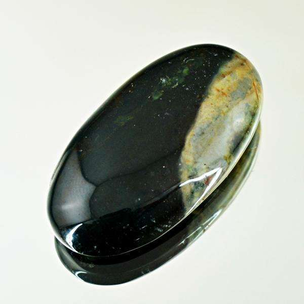 gemsmore:Amazing Natural Picasso Jasper Oval Shape Untreated Loose Gemstone