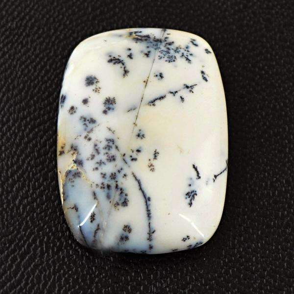 gemsmore:Amazing Dendrite Opal Untreated Loose Gemstone