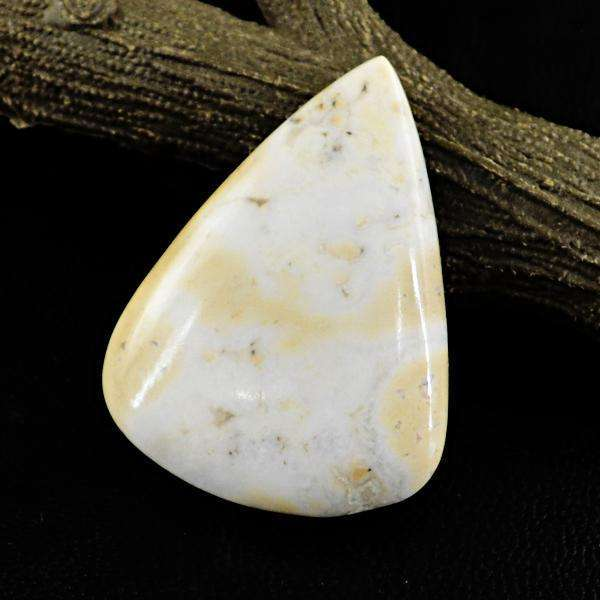 gemsmore:Genuine Amazing Pear Shape Cobra Jasper untreated Loose Gemstone