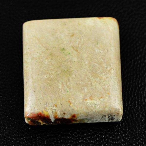 gemsmore:Genuine Coral Fossil Untreated Loose Gemstone