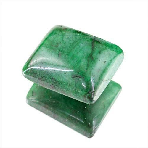 gemsmore:Genuine Green Emerald Gemstone