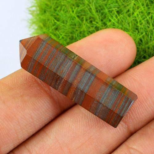 gemsmore:Genuine Multicolor Tiger Eye Healing Point