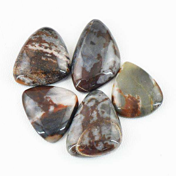 gemsmore:Natural Amazing Outback Jasper Untreated Loose Gemstone Lot