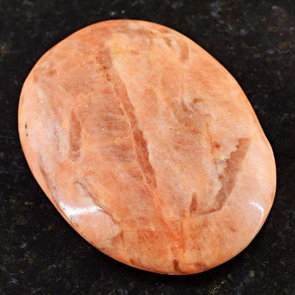 gemsmore:Natural Amazing Oval Shape Dolomite Jasper Loose Gemstone