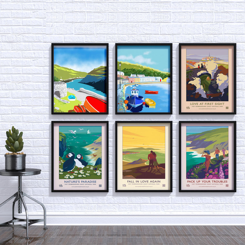 New Arrivals To Our Poster Range