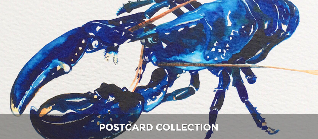 Postcard Collection