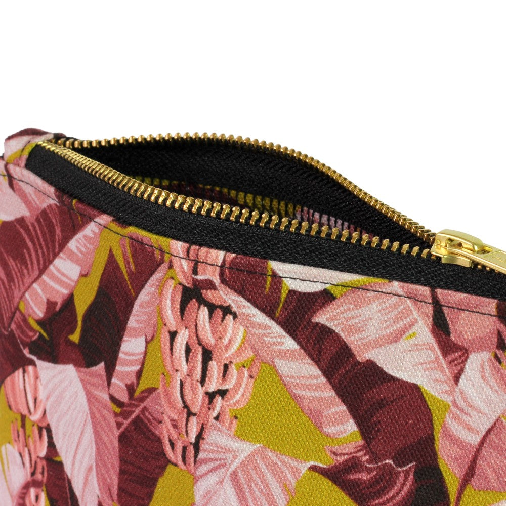 Musa: Make Up Bag - Gold Blush