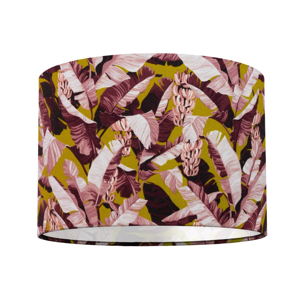Musa: Lamp Shade - Gold Blush