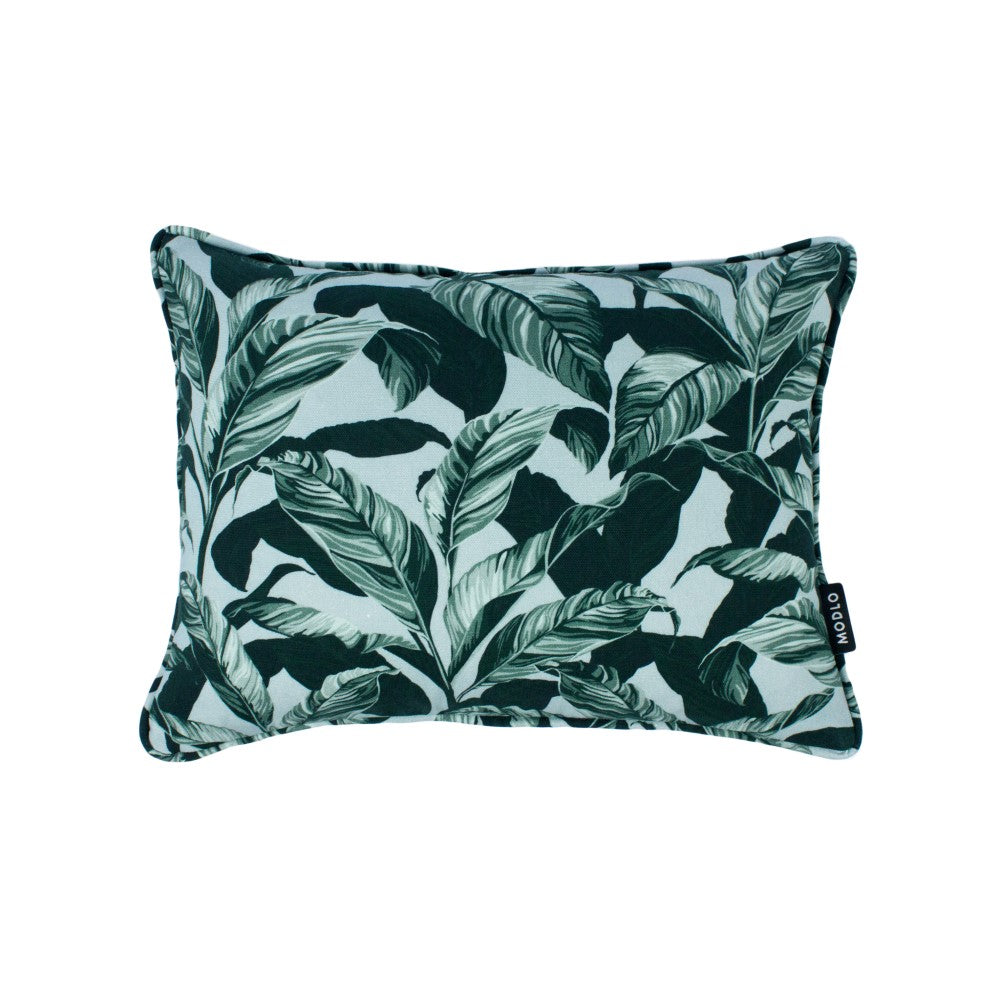 Selva: Small Cushion - Blue & Teal
