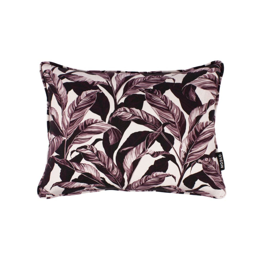 Selva: Small Cushion - Plum Pink