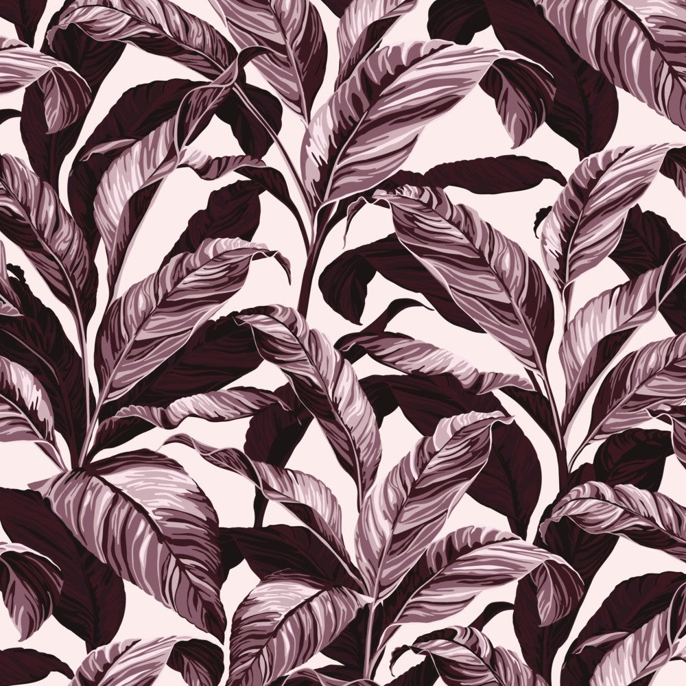 Selva: Cotton - Plum Pink