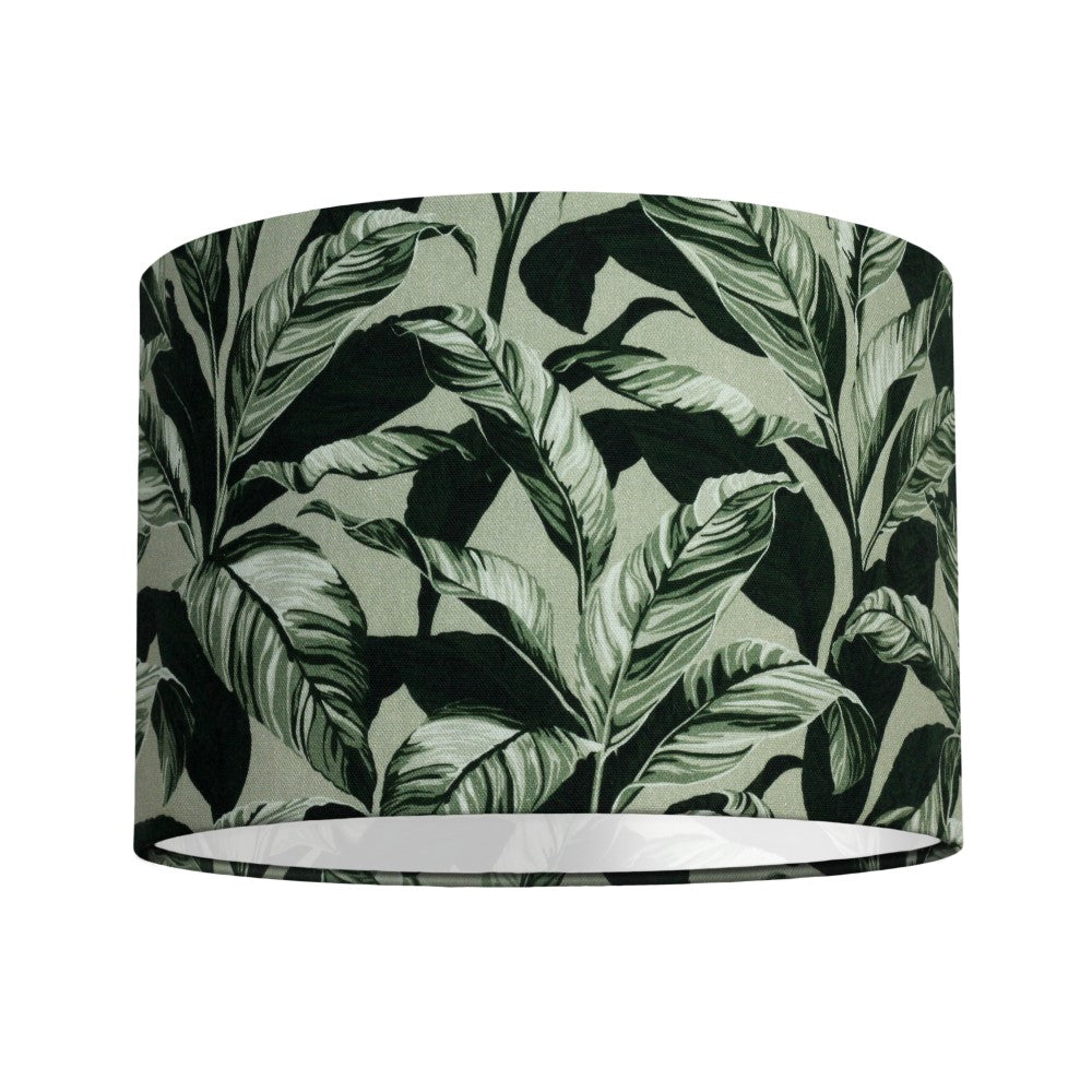 Selva: Lamp Shade - Olive Green