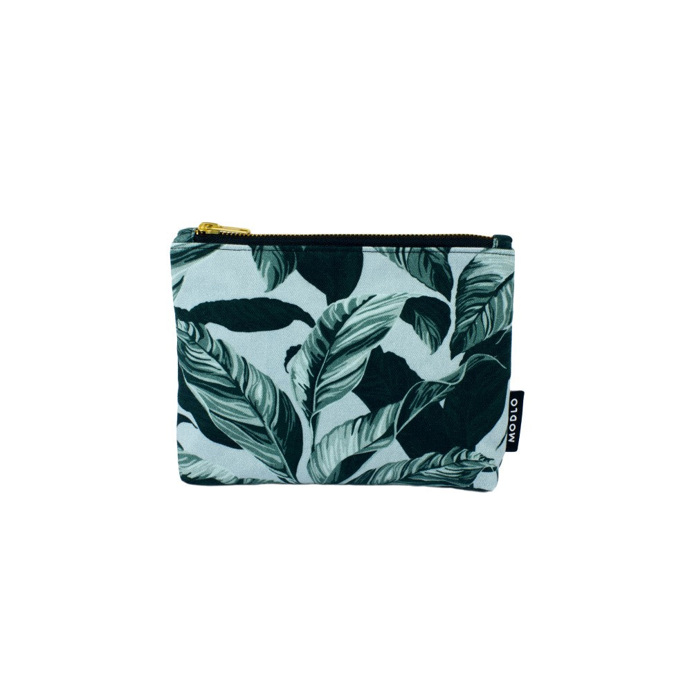 Selva: Make Up Bag - Blue & Teal