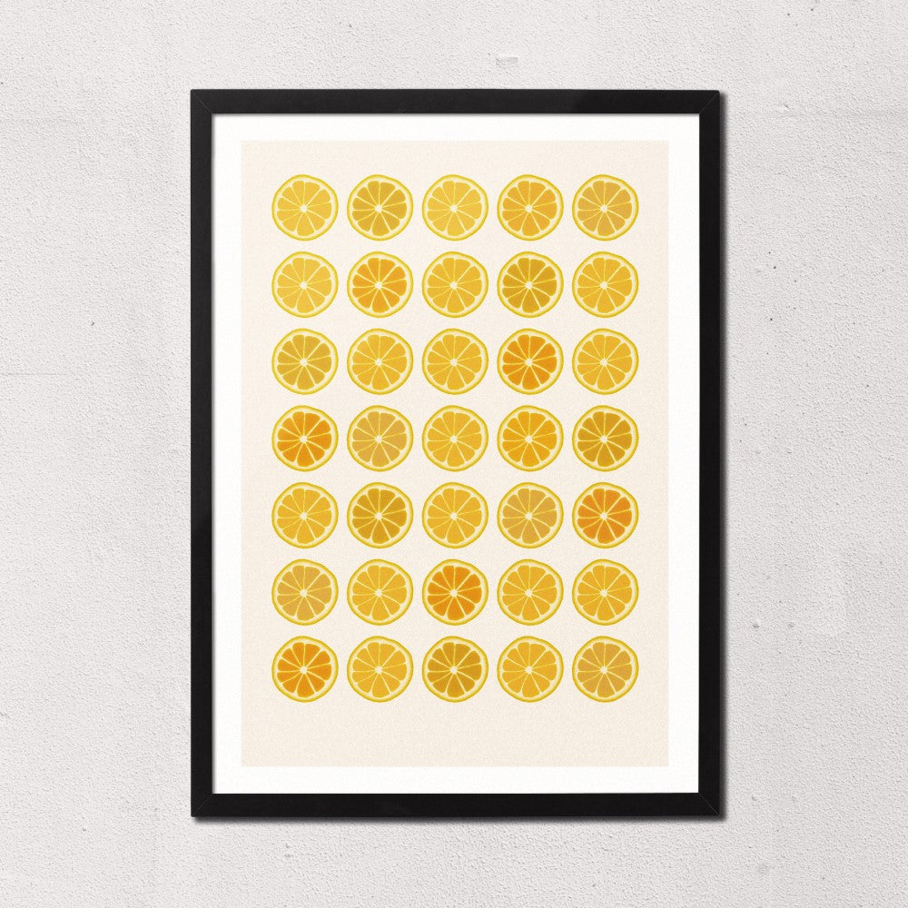 When Life Gives You Lemons: Art Print