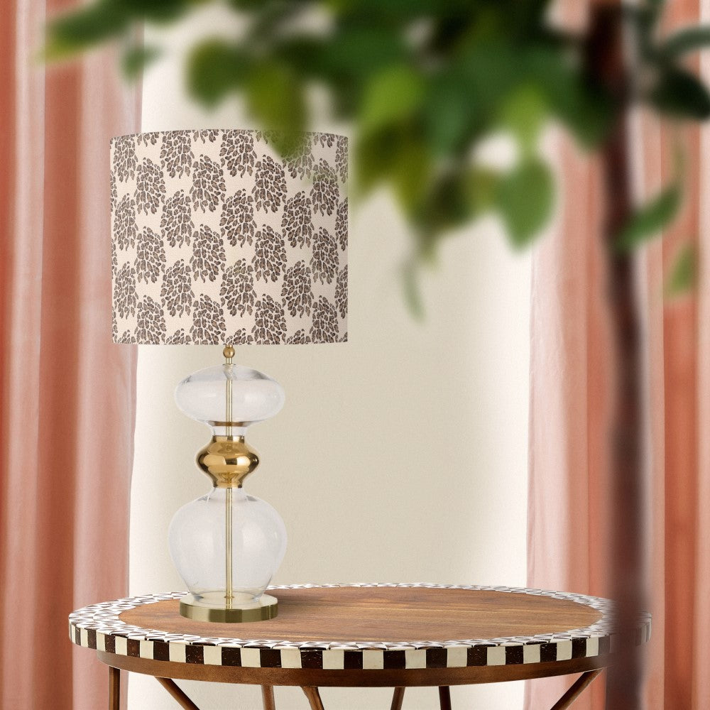 Serengetti: Lamp Shade - Stone