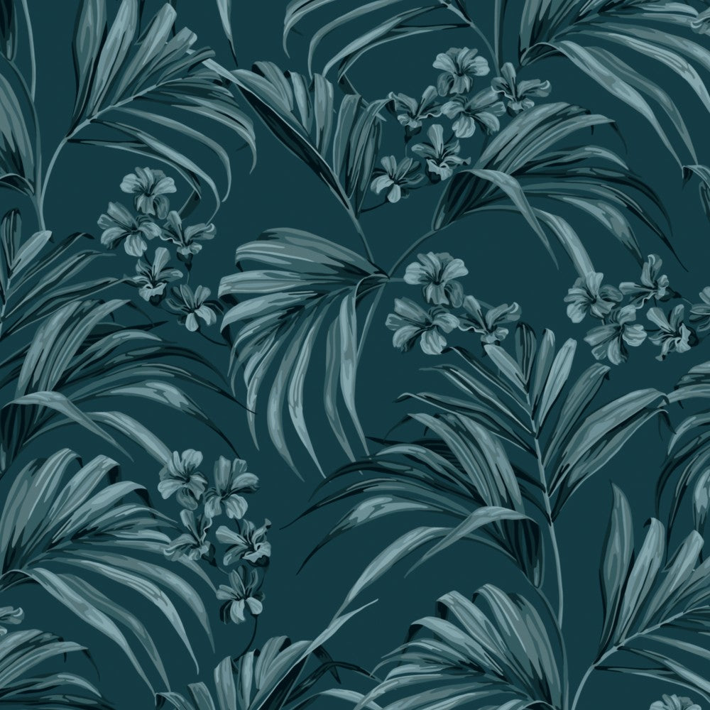 Kentia: Cotton - Slate Blue