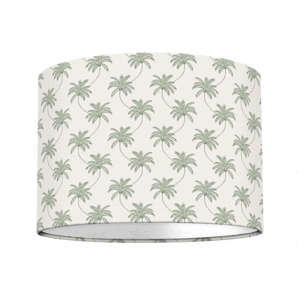 Cocos: Lamp Shade - Palm Green