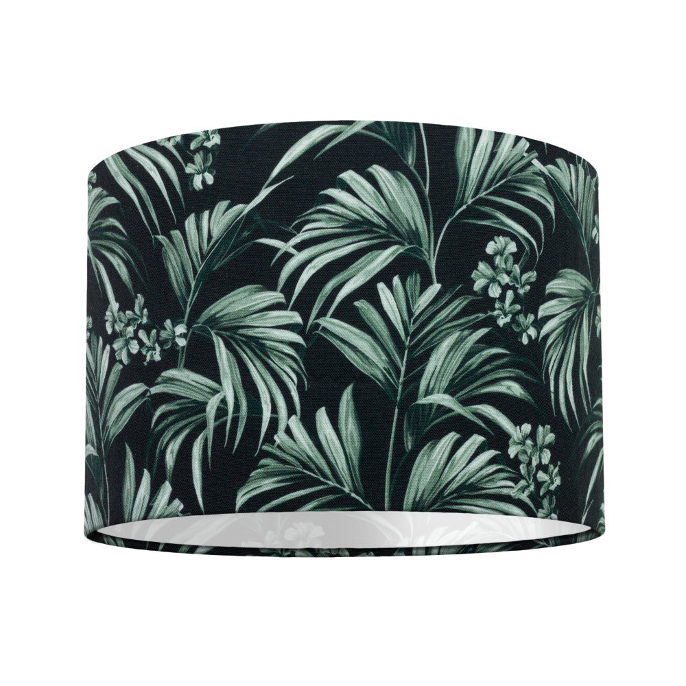 Kentia: Lamp Shade - Pewter Blue