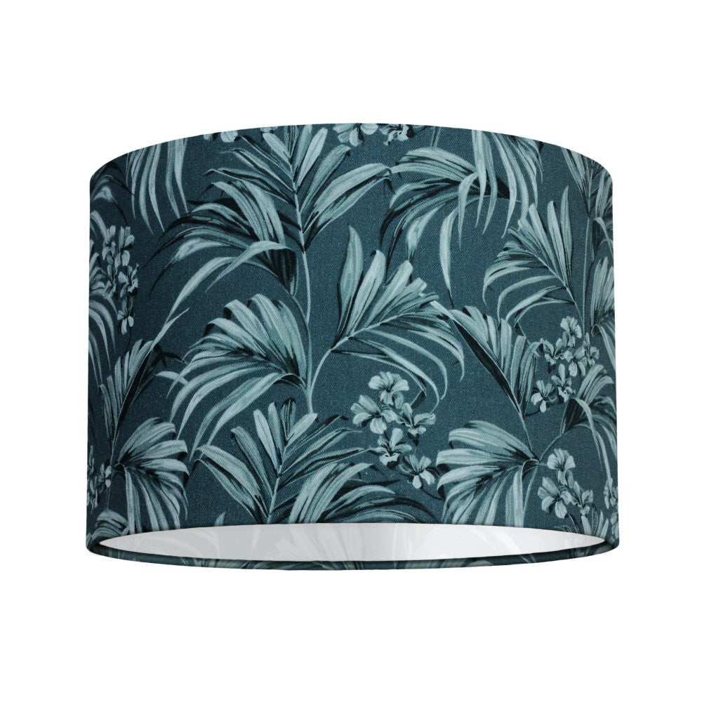 Kentia: Lamp Shade - Slate Blue
