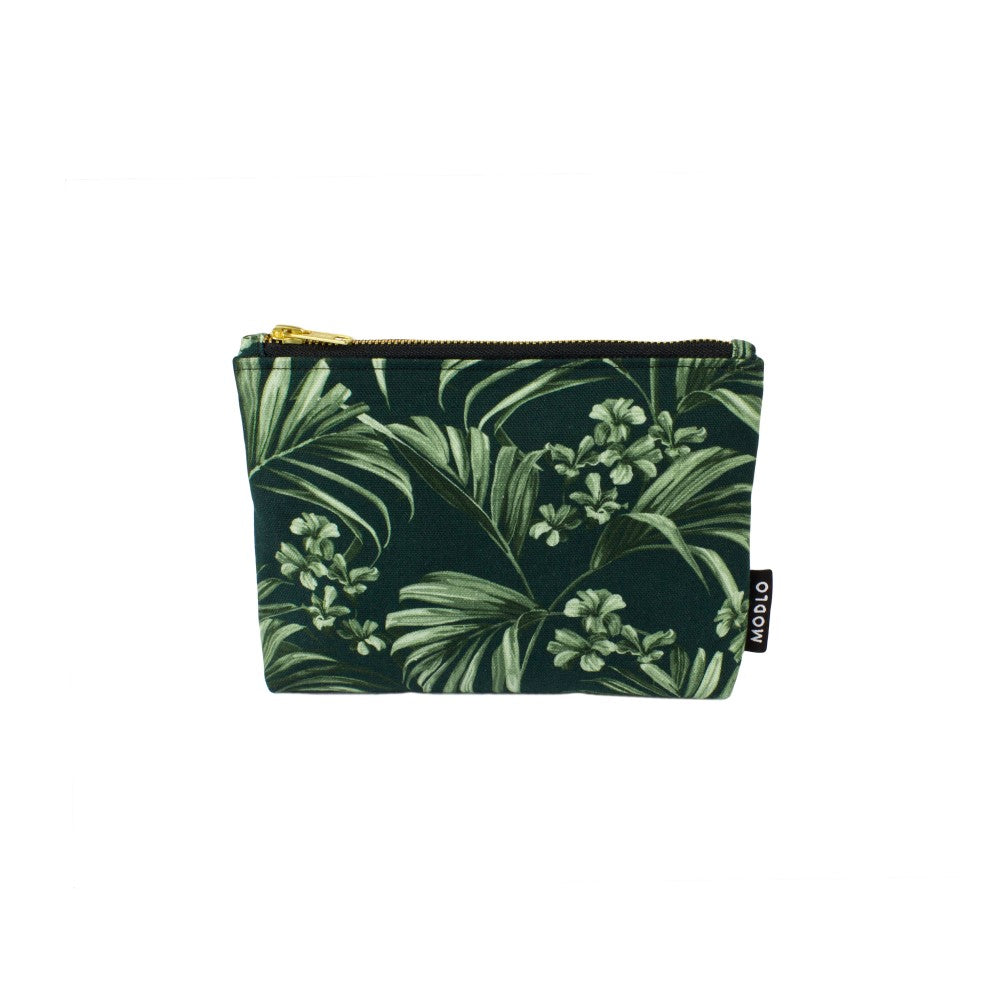 Kentia: Make Up Bag - Dark Green