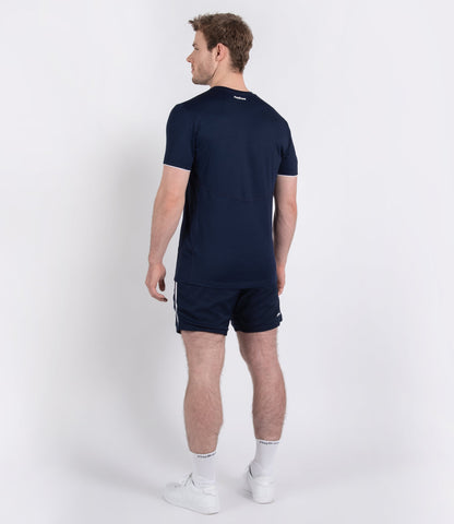 Harry Tee - Navy/White