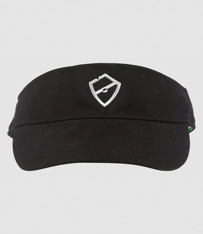 Panoramic Visor - Black/Silver